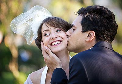 Сватбата на Ася и Федерико, х-л Берлин