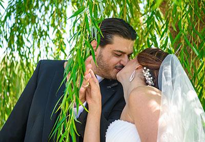 Сватбата на Дина и Онник, х-л Експо.