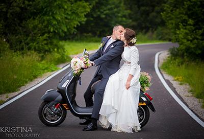 Сватбата на Еми и Любо, Вила Екатерина
