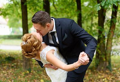 Сватбата на Ивелина и Георги, х-л Ринг, Монтана