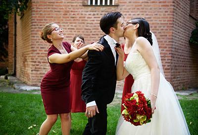 Сватбата на Ваня и Дани, х-л СПА Драгалевци
