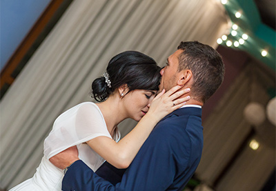 Сватбата на Марияна и Динко