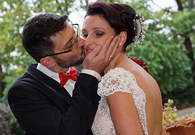 Сватбата на Надя и Илиан, х-л Експо