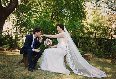 Сватбата на Румен и Венелина