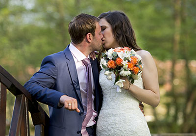 Сватбата на Полина и Чавдар