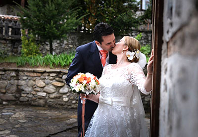 Сватбата на Ралица и Анатоли