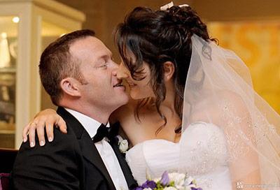 Сватбата на Нели и Анди