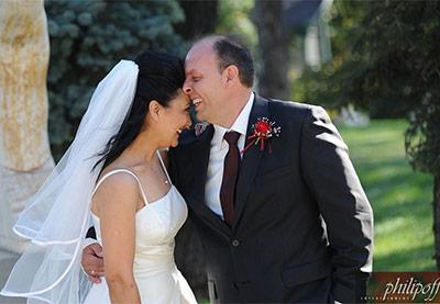 Сватбата на Анелия и Димитър
