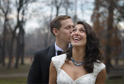 Сватбата на Цвети и Джей, х-л Атлантик