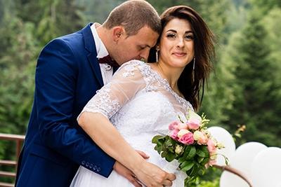 Сватбата на Роси и Явор, Боровец