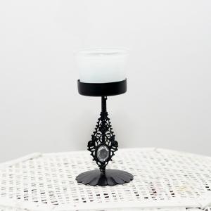 Метален свещник за чаена свещ